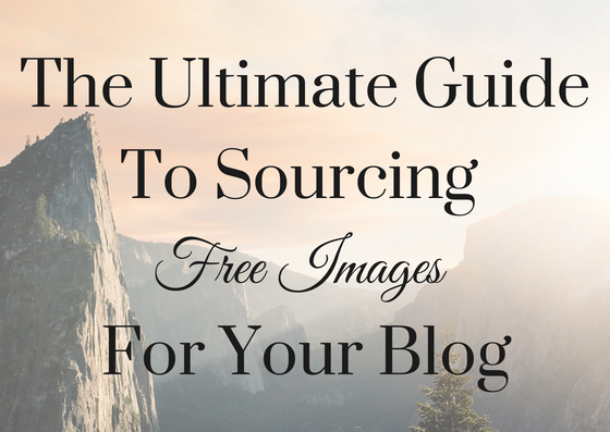 Sourcing Blog Images: What's Allowed & What's Not?