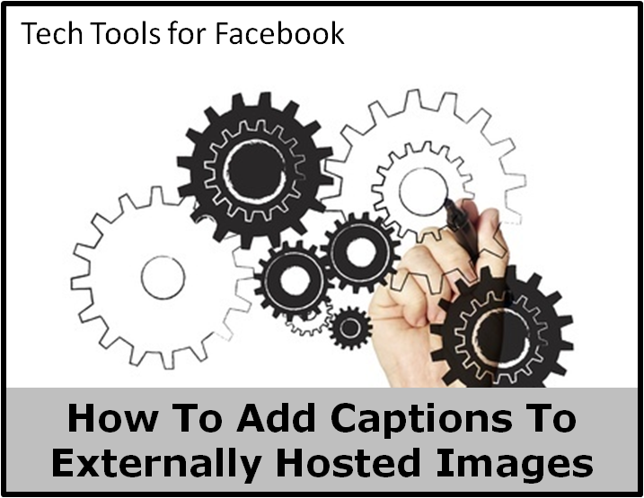 How To Add Captions To Externally Hosted Images
