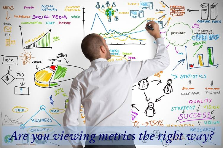 How to View Marketing Metrics the Right Way