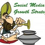 social media growth strategies