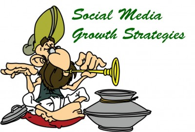 social media growth strategies