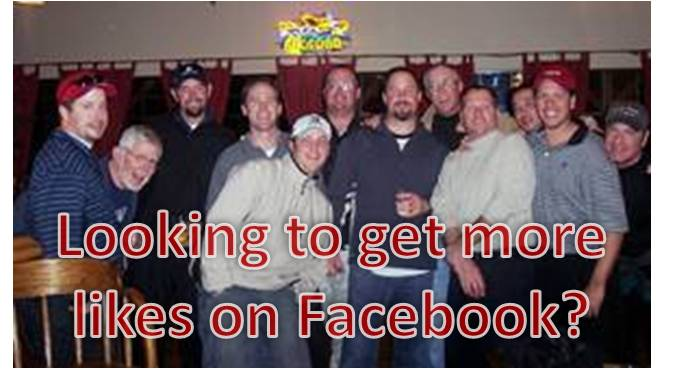 Looking to get more likes on Facebook?